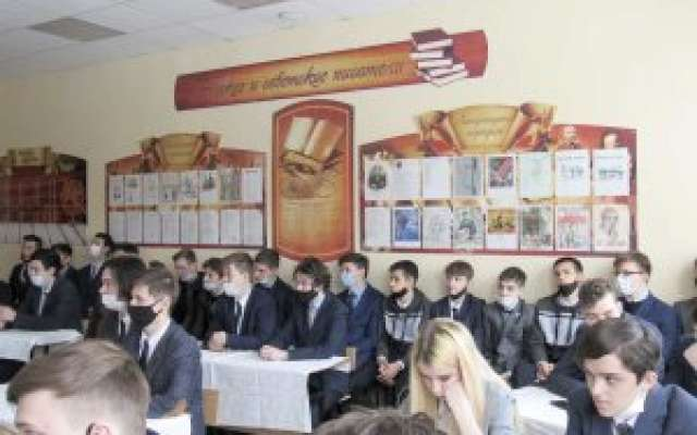 Клуб «Мои Челны»: Урок трудовой доблести