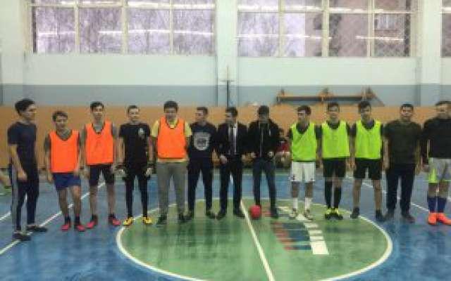 Итоги соревнования по мини-футболу