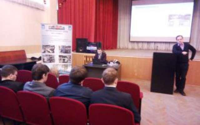 Встреча с представителями Автомобильного завода ПАО «КАМАЗ»