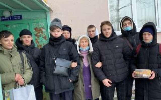 Клуб «Мои Челны»:  в гостях у ветерана техникума Ахметовой Нурзии Бареевны