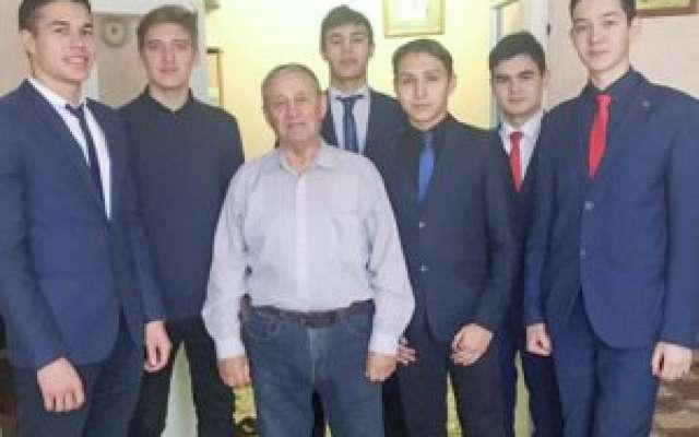 Клуб «Мои Челны»: в гостях у ветерана Мымрина Владимира Егоровича