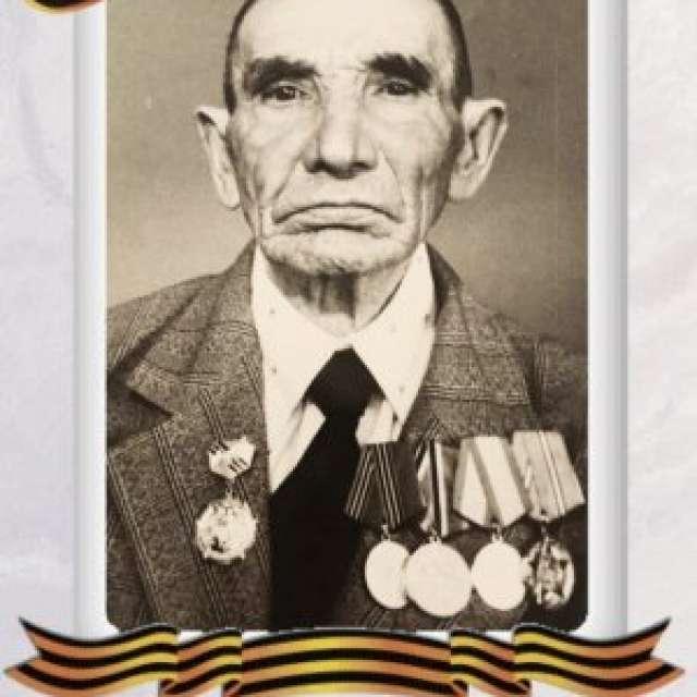 Насыров Мирзасалих Насирович