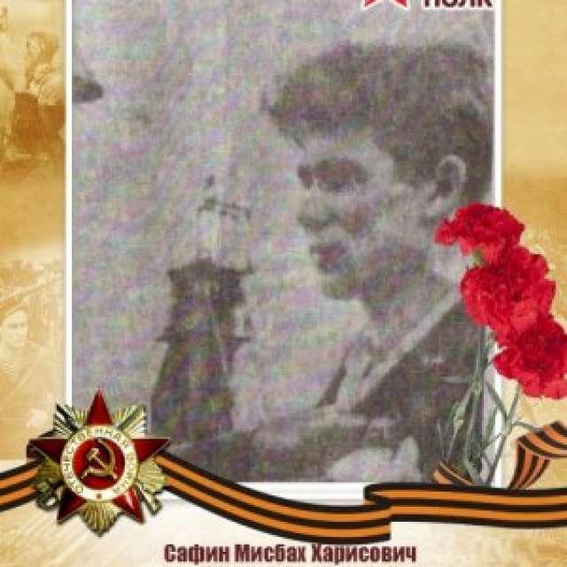 Сафин Мисбах Харисович