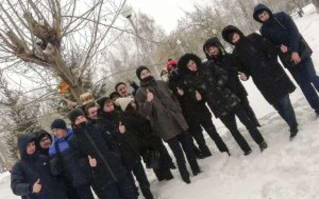 Клуб «Мои Челны»: акция «Кормушки для зимующих птиц!»