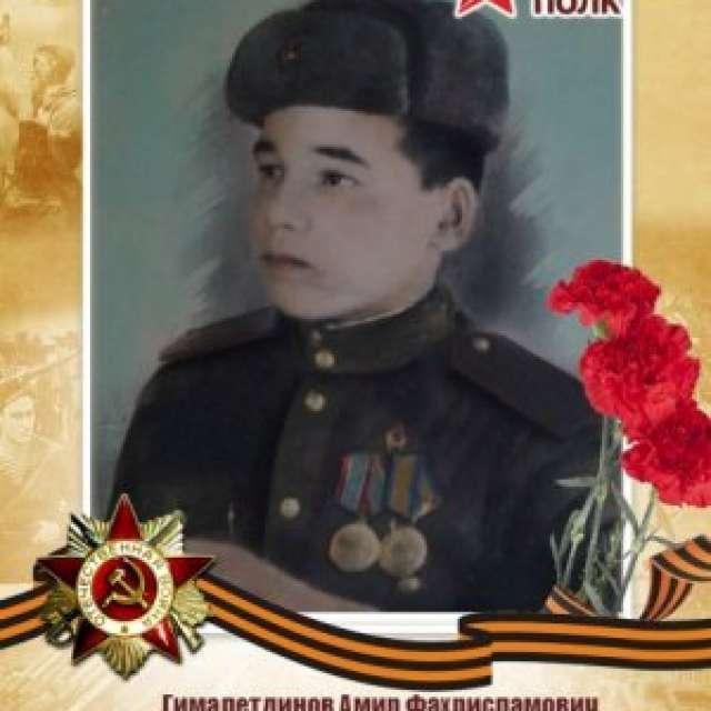 Гималетдинов Амир Фахрисламович